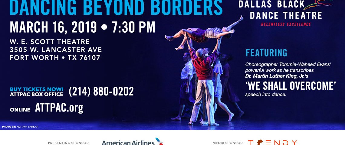 Dancing Beyond Borders