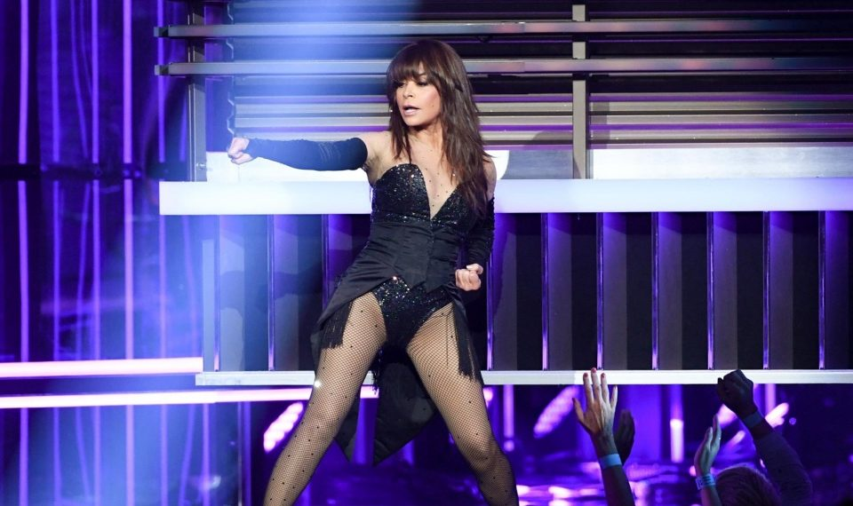 Paula Abdul at the BMA